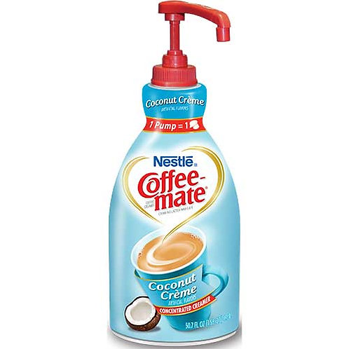 Non-Dairy Liquid Coffee Creamer