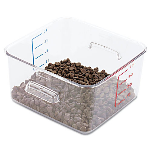 Commercial SpaceSaver Square Containers