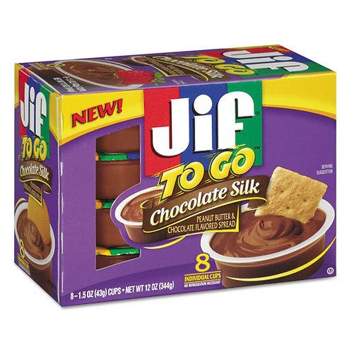 Jif Chocolate Silk, 1.5 oz