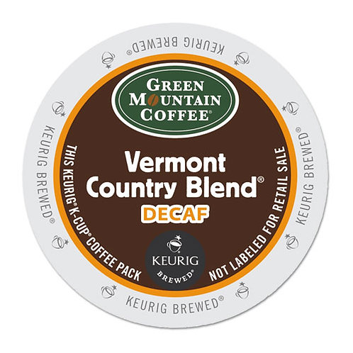 Vermont Country Blend Coffee K-Cup