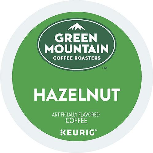 Hazelnut Coffee K-Cup Pods, 24/BX