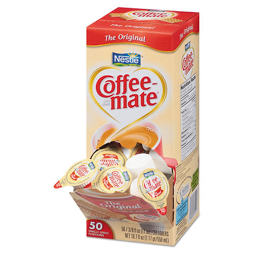 Original Creamer, .375 oz., 50/BX