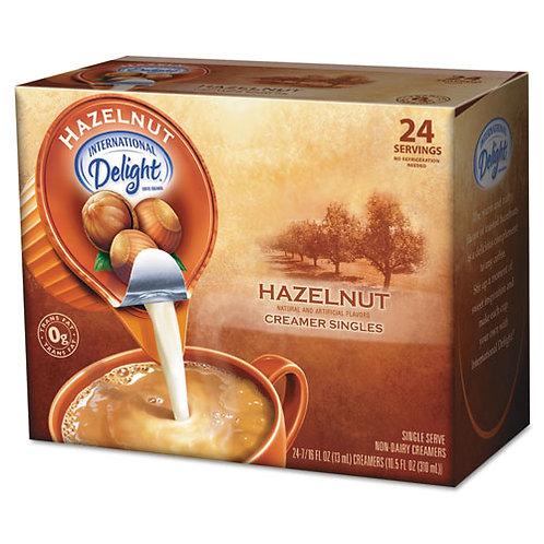 Flavored Non-Dairy Coffee Creamer