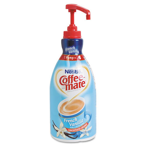 Liquid Coffee Creamer, French