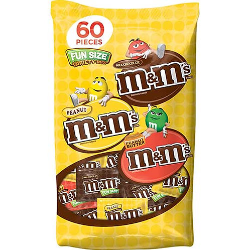 M & M's Fun Size Variety Pack