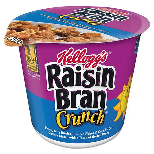 Breakfast Cereal, Raisin Bran Crunch