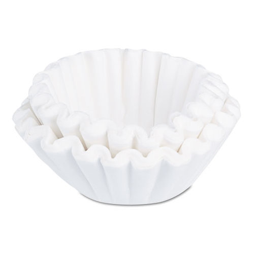 Flat Bottom Funnel Shaped Filters