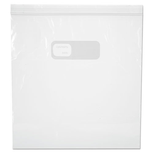 Reclosable Food Storage Bags, 1 Gal