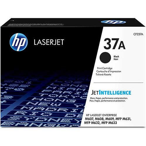 HP CF237A (37A) Toner, Black