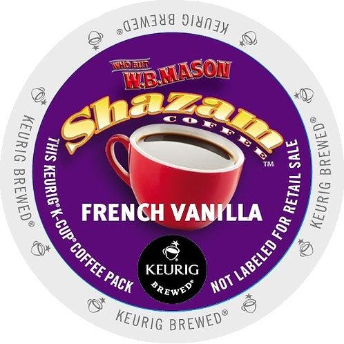 Shazam French Vanilla K-Cup