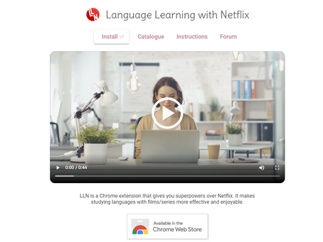 Language Learning Tip #5: Language Learning with Netflix!