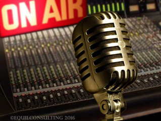 Equil Consulting Radio Broadcast