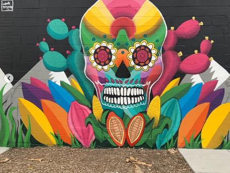 GLG Paint & Plant Kits:                  Four Latino Artists to Inspire Creativity