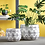 Thumbnail: Ribbon Hand-Painted Pot (2 sizes)