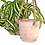 Thumbnail: Hanging Clay Planters (2 sizes)
