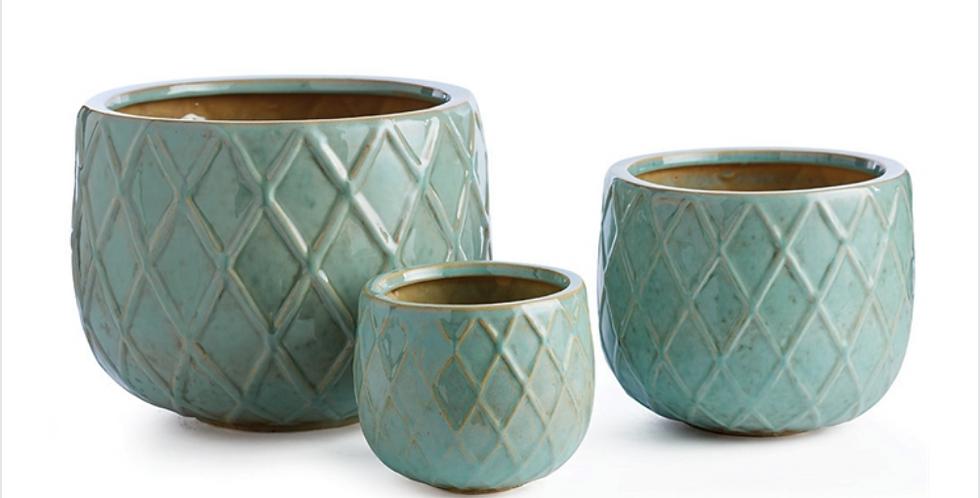 Del Mar Weave Pot (3 sizes)