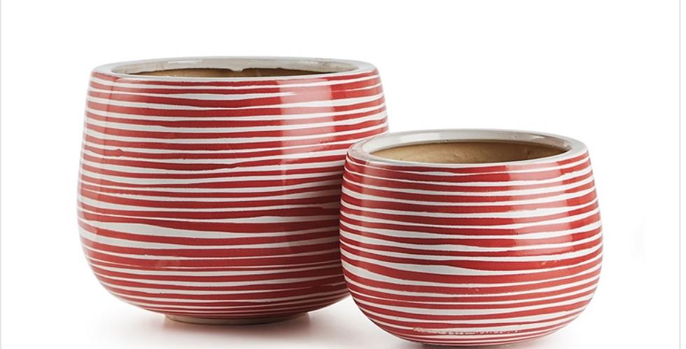 Zumi Hand-Painted Pot (2 sizes)