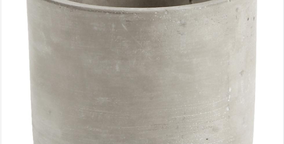 Concrete Pipe Cachepots (3 sizes)