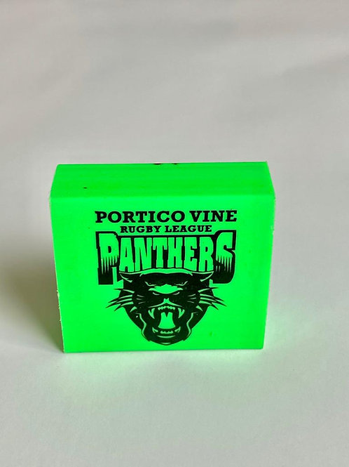 Portico Vine Panthers Rubber