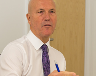 INTRODUCING TERRY BARTON (KINGDOM SERVICES GROUP)