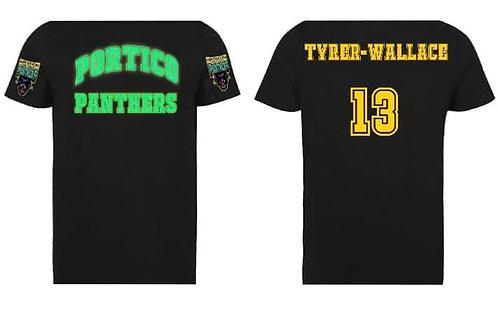 Portico Vine Panthers T shirt