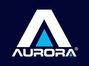 AURORA BRIGHTENS UP PORTICO!