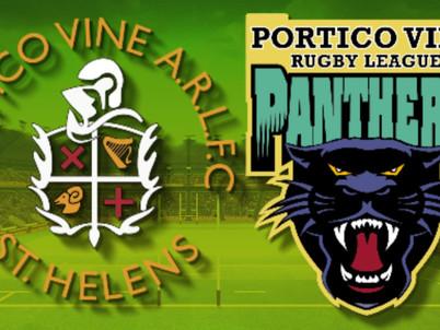 Saddleworth Rangers 38 vs 0 Portico Panthers