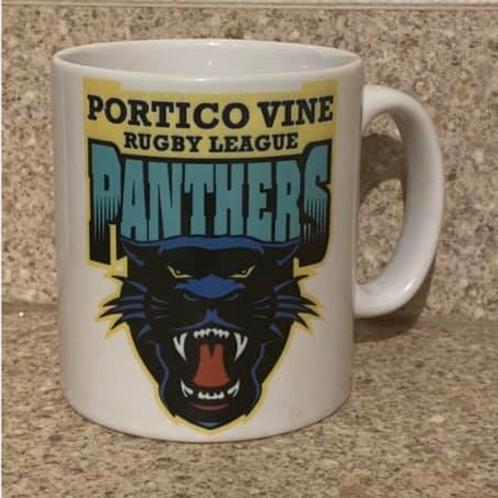 Portico Vine Badge Mug