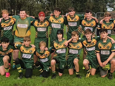 Westhoughton 10 vs  Portico Panthers