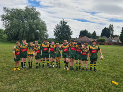 Langworthy Reds 20 vs 30 Portico Panthers