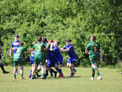 Widnes Moorfield Tigers 26 vs Portico Panthers