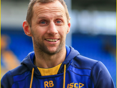 CHALLENGE CUP FINAL COMPETITION FOR ROB BURROW