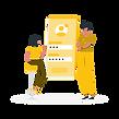 Mobile login-rafiki.png