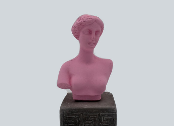 Aphrodite Coloured Figurine