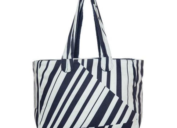 Cycladic Tiles Beach Bag