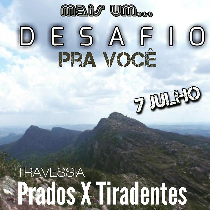 Travessia Prados x Tiradentes (14Km).