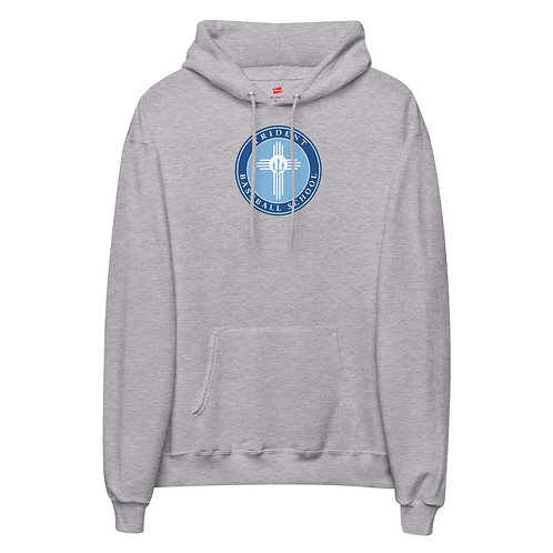 TBS Unisex fleece hoodie