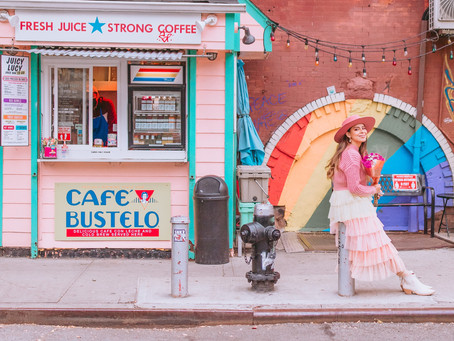 22 Colorful And Unique Photo Spots in New York City