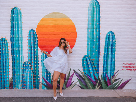 Best Instagram-Worthy Spots in Scottsdale, Arizona