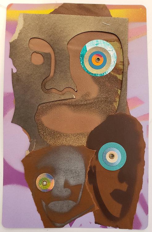 No. 25 by Anwar Floyd-Pruitt