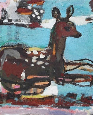 PETERSON RECLINING DEER 16X20 1200.jpg