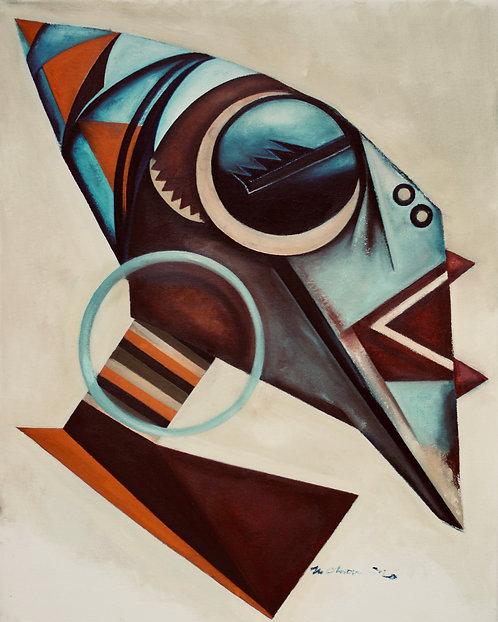 """""""Melodist L'Afrique"""" by Martel Chapman"""