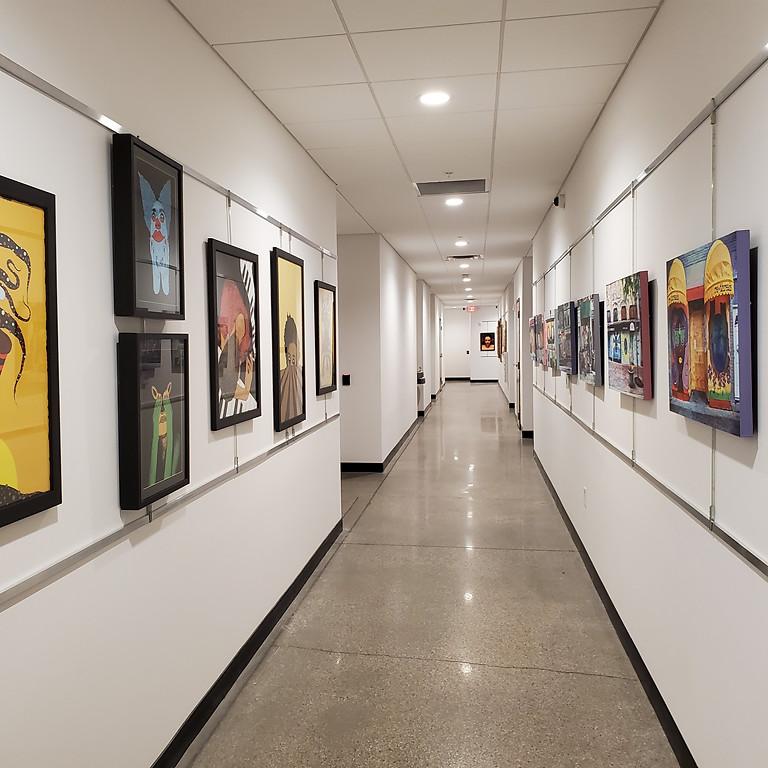 Gallery Aventine Artist Reception