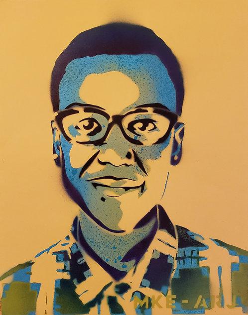 """Elijah McClain"" by Milwaukee Artists for Racial Justice"