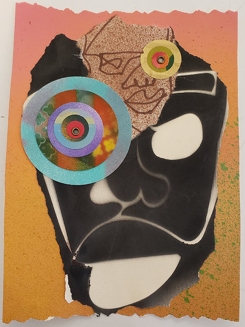 No. 22 by Anwar Floyd-Pruitt