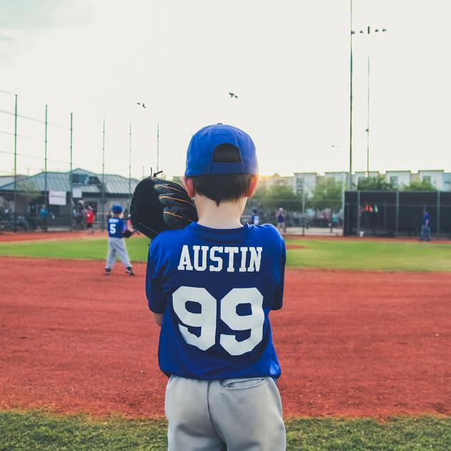 Little League Player Uniform