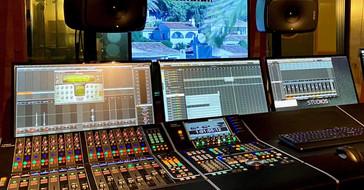 Postproduktion - ljudläggning