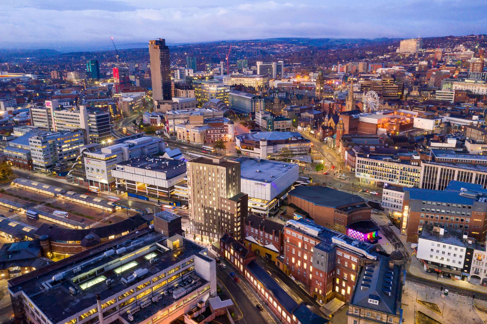 VISTA Sheffield