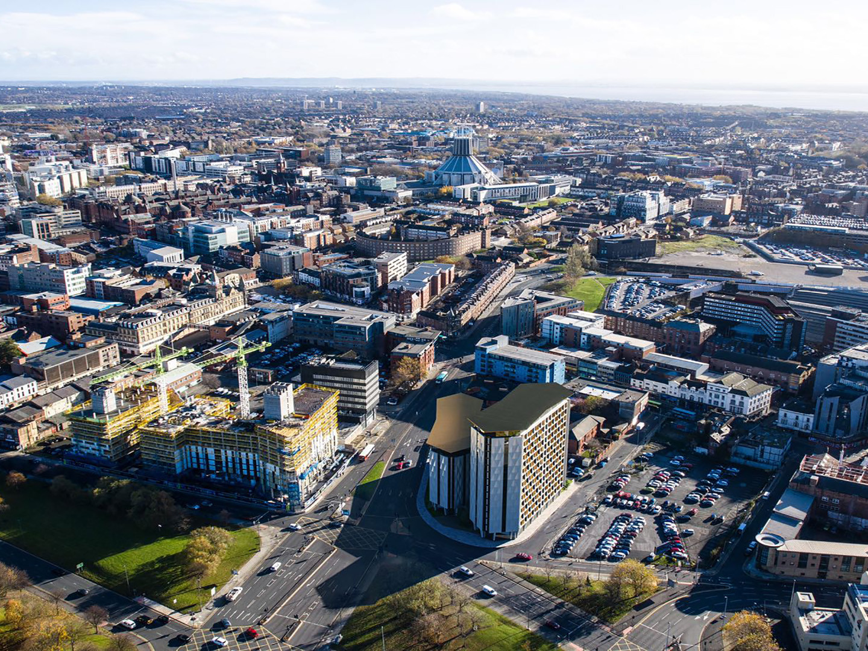 Natex Aerial View