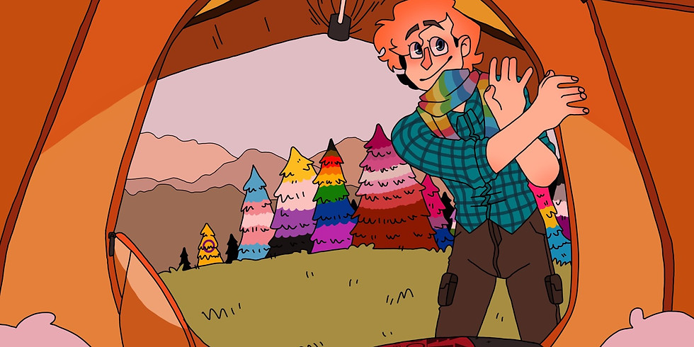 Dorothy's First Annual Pride Event